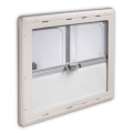 Dometic Seitz S4 Sliding Window - 1300mm x 550mm, Windows for Caravan Motorhome and Campervan - Grasshopper Leisure